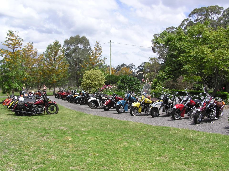 Indian Motocycle Club of Australia